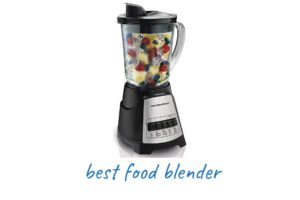 Hamilton Beach Power Elite Electric Blender (58148A)