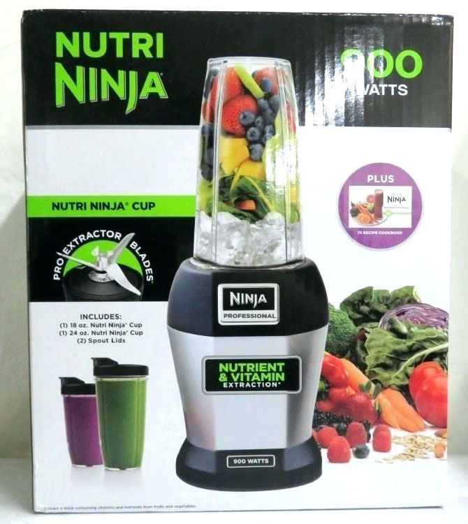 The Nutri Ninja Pro BL456 Blender