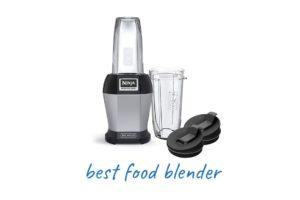 The Nutri Ninja Pro BL456 Blender