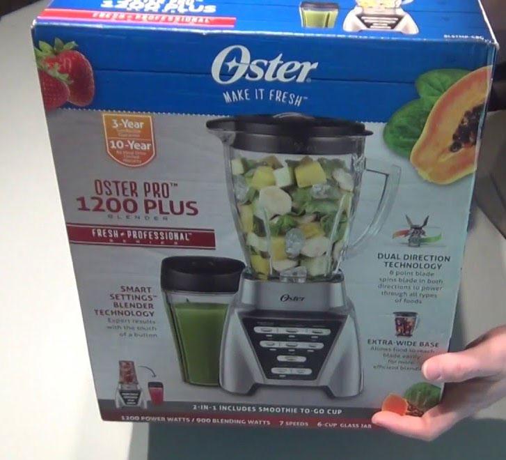 The Oster Blender Pro 1200